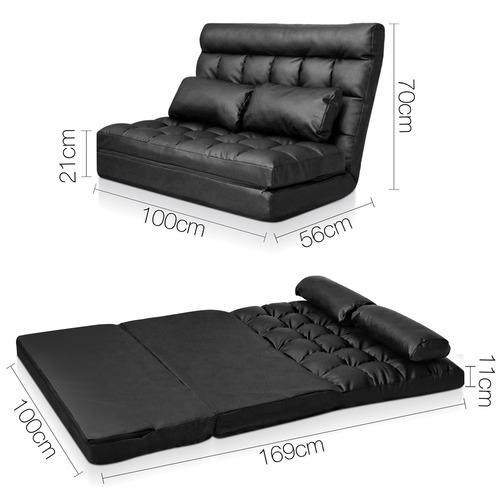 Dwell Home Asher Adjustable Double Sofa