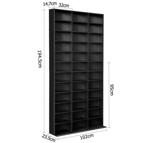 Dwell Home Retro CD Storage Shelf Unit