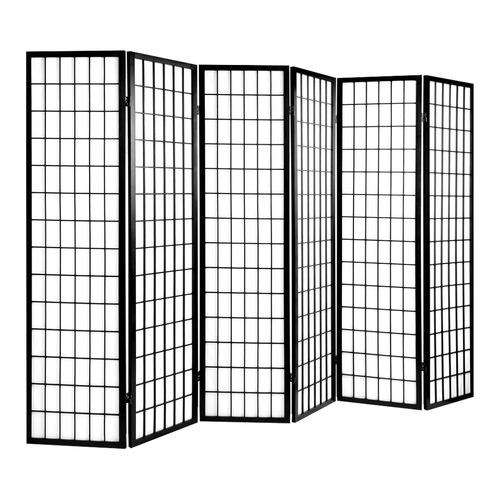 6 Panel Room Divider Temple Webster