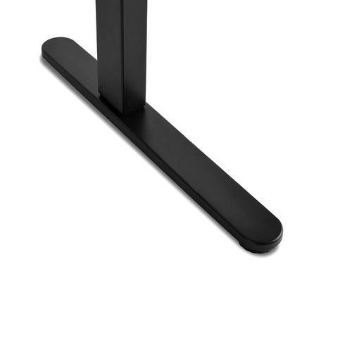 Dwell Home Black Adjustable Standing Desk Frame