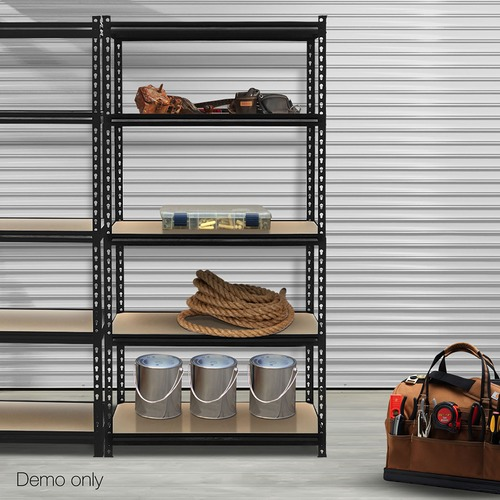 Dwell Home 5 Tier Industrial Shelving Unit