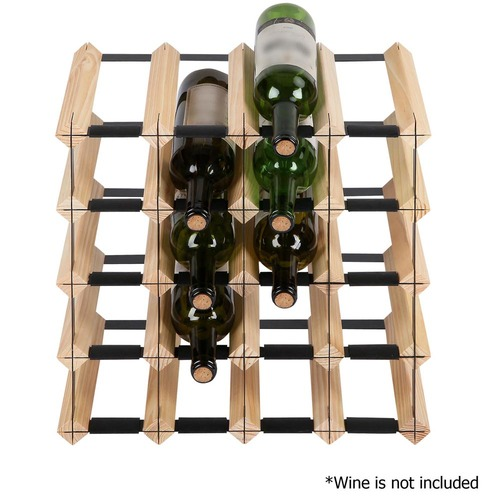 Dwell Home 20 Bottle Mornington Wine Rack