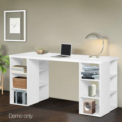 Dwell Home Double Ended Storage Office Desk