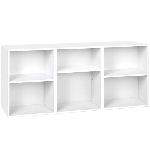 Dwell Home 3 Part Contemporary Storage Shelf
