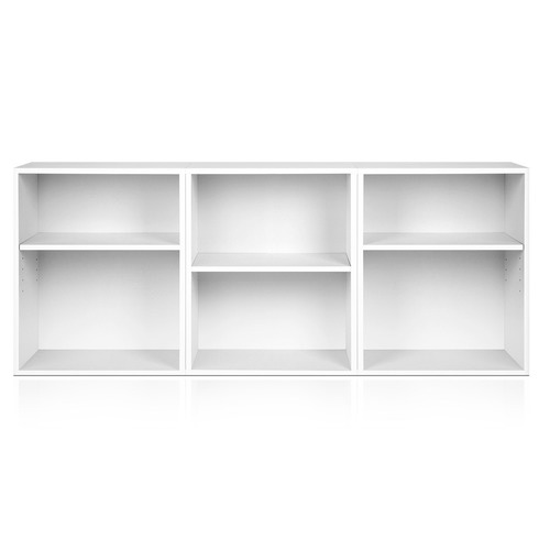 Dwell Home 3 Part Contemporary Storage Shelf