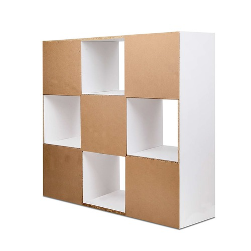 Dwell Home Contemporary Cube Display Storage Shelf