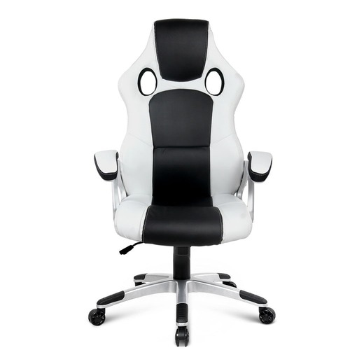 Dwell Home 2 Tone Faux Leather Office Chair