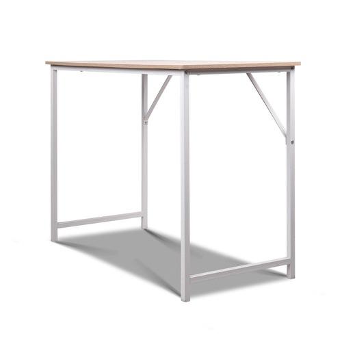 white minimalist metal desk temple webster
