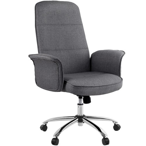 Dwell Home Executive Upholstered Desk Chair