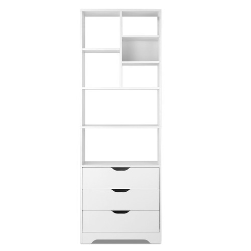Dwell Home White Display Drawer Shelf