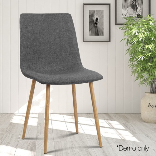 Dwell Home Arie Collins Fabric Dining Chairs