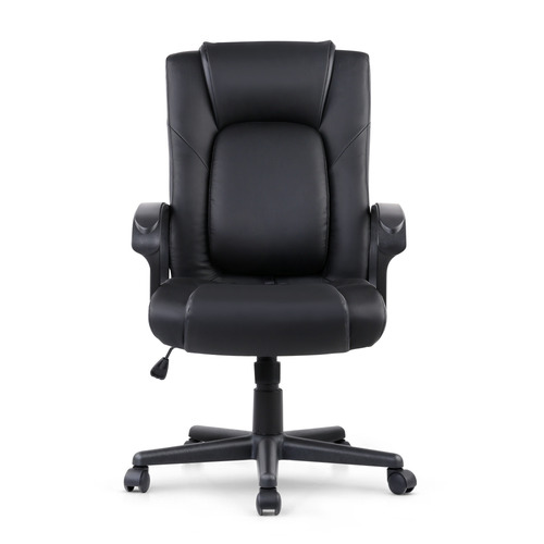 Dwell Home Aleksandra Faux Leather High Back Office Chair