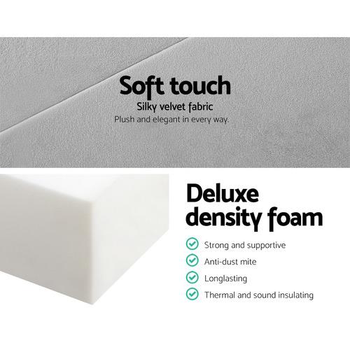 Dwell Home Giselle Bedding Folding Foam Mattress