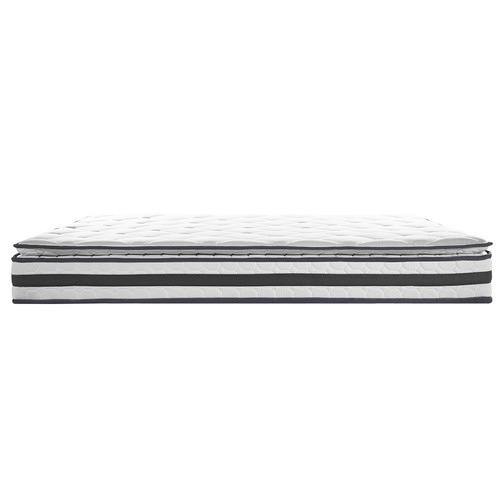 Dwell Home Medium Normay Memory Foam Pillow Top Mattress