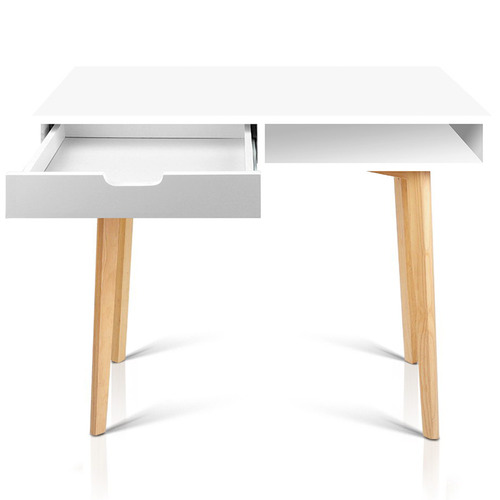 Dwell Home Cassie Computer Desk with Drawer