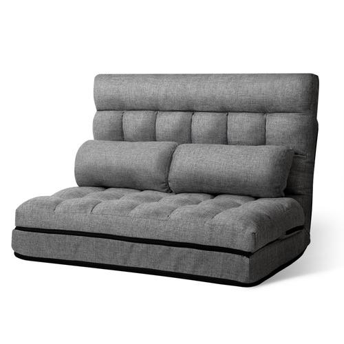 Remarkable Grey Huffel Sofa Bed Inzonedesignstudio Interior Chair Design Inzonedesignstudiocom