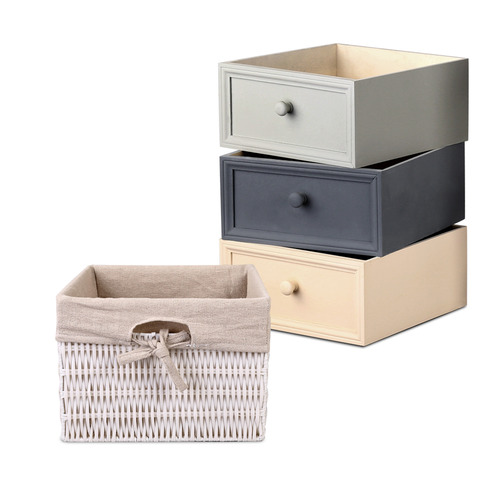 Dwell Home White Reeana 4 Drawer Dresser