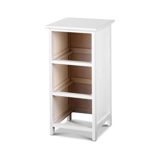 Dwell Home White Reeana 3 Drawer Dresser