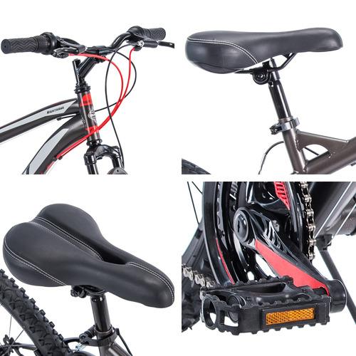 Dwell Home Black Hayabusa 18 Speed Mountain Bike