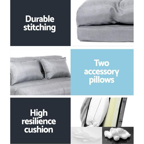 Dwell Home Bourleigh Lounge Sofa Bed
