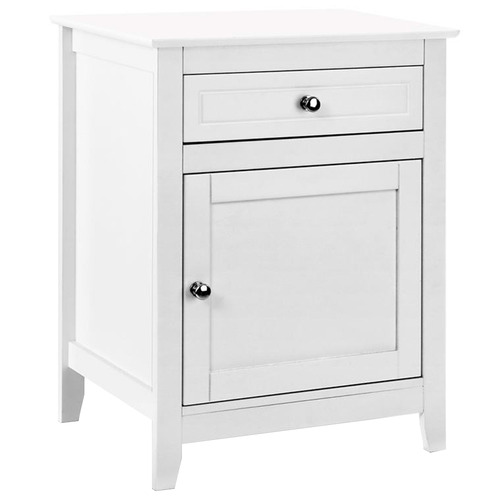 Dwell Home White Pablo Night Stand