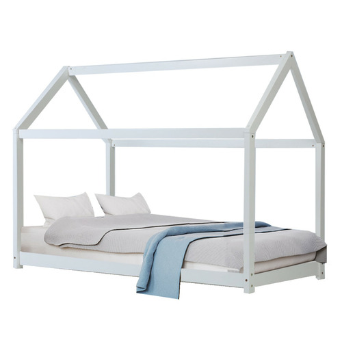 Canopy Bed.Dwellhome Rhoda Wooden Single Canopy Bed Frame Reviews Temple