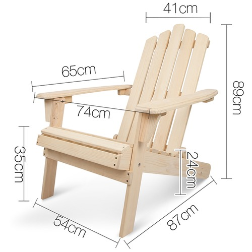 Dwell Outdoor Adjustable Outdoor Patio Chair