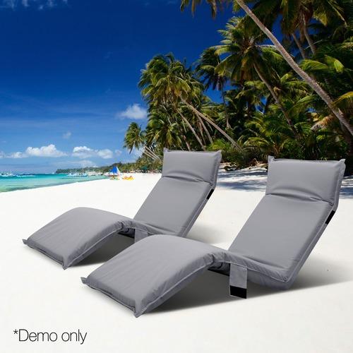 Dwell Outdoor Transportable Sun Lounger