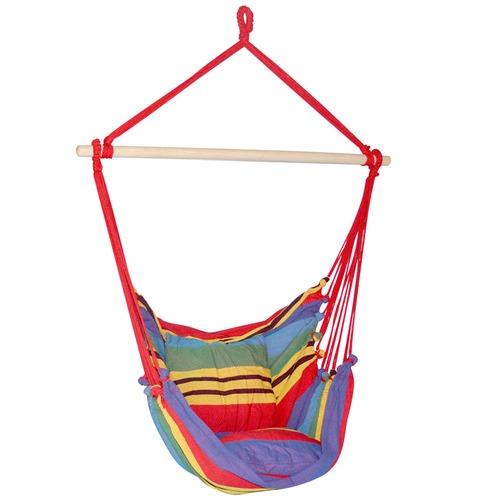 Dwell Outdoor Hammock Swing Chair w/ Cushion