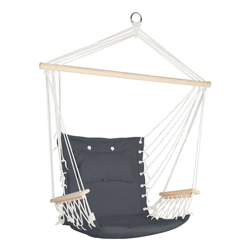 Dwell Outdoor Grey Hammock Swing Chair