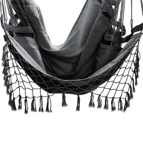 Dwell Outdoor Grey Hammock Chair