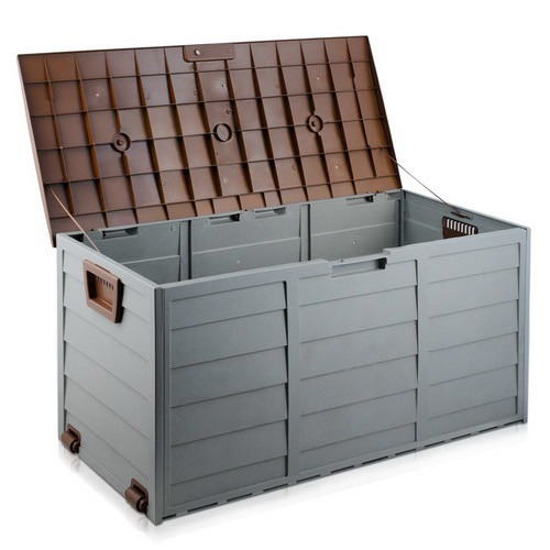Dwell Outdoor 290L Weatherproof Outdoor Storage Box
