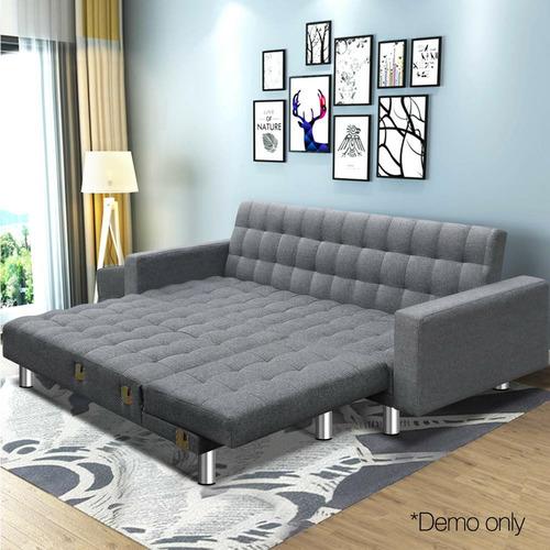 Dwell Outdoor Sabine Modular Fabric Sofa Bed