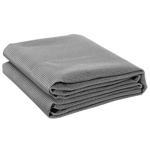 Dwell Outdoor Grey Davichi Outdoor Annex Floor Mat