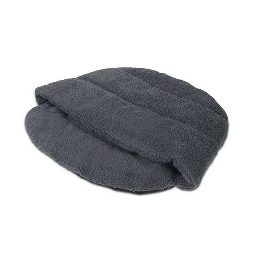 Dwell Pets Grey Cave Pet Bed