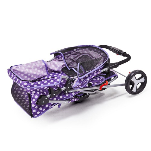 Dwell Pets I Pet 3 Wheel Pet Stroller