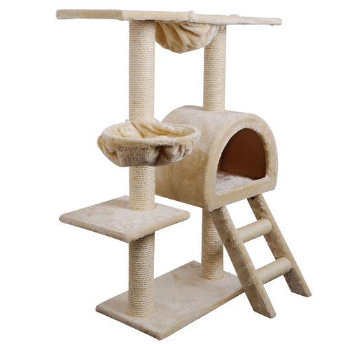 Dwell Pets Cat Scratching Poles Tree