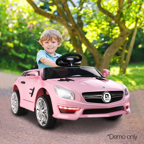 Dwell Lifestyle Kids' Mercedes Benz SL63 AMG Ride On Car