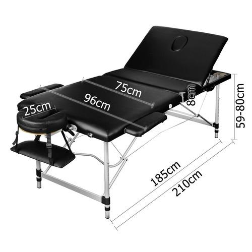 Dwell Lifestyle Portable Massage Table