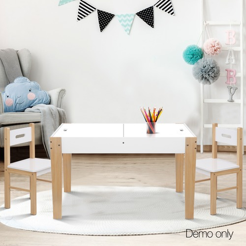 Dwell Lifestyle Kids' Multi Purpose Table & Chair Storage Desk