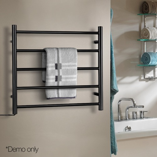 Dwell Lifestyle Electric Heated Towel Rack