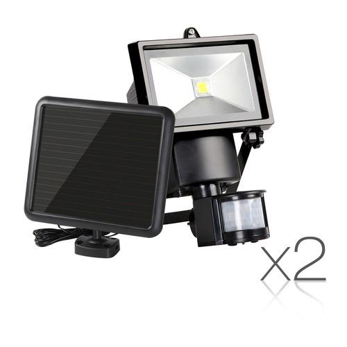 Dwell Lifestyle 5W COB LED Solar Security Lights
