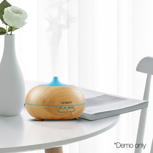Dwell Lifestyle 300ml 4-in-1 Model 1 Aroma Diffuser