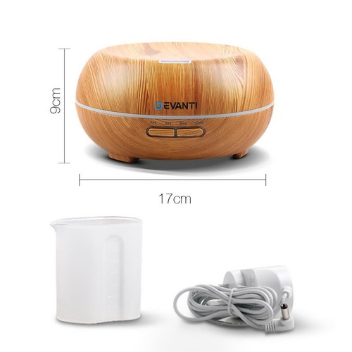 Dwell Lifestyle 200ml 4-in-1 Model 3 Aroma Diffuser