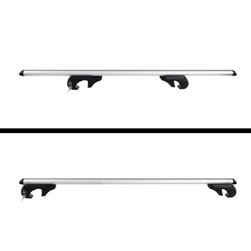 Dwell Lifestyle Lockable Aluminium Car Roof Rack Cross Bar 1380mm
