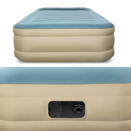 Dwell Lifestyle Blue Bestway Inflatable Bed