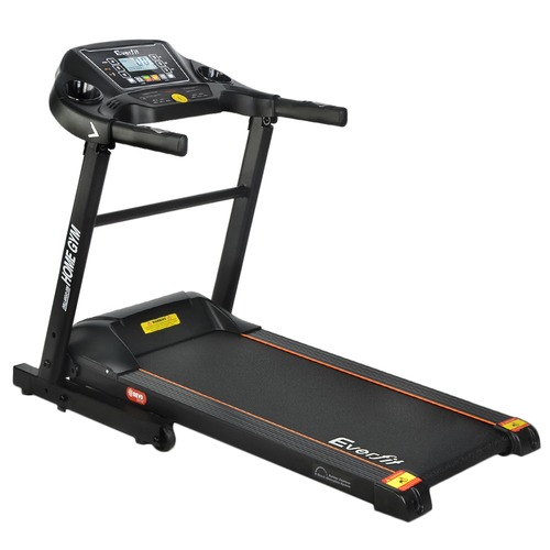 Dwell Lifestyle 2hp Black Fit Home Electric Treadmill