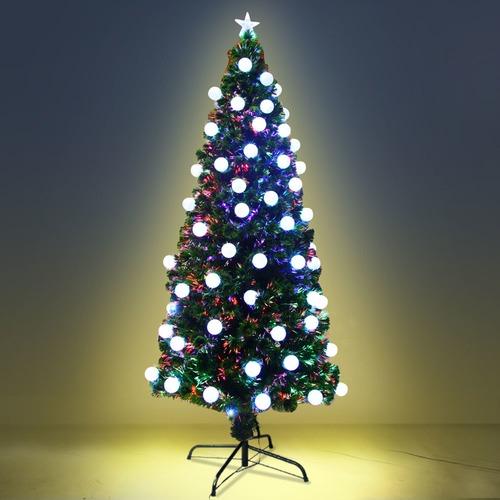 Living Christmas Trees For Sale: Hollie Joys LED Snow Christmas Tree