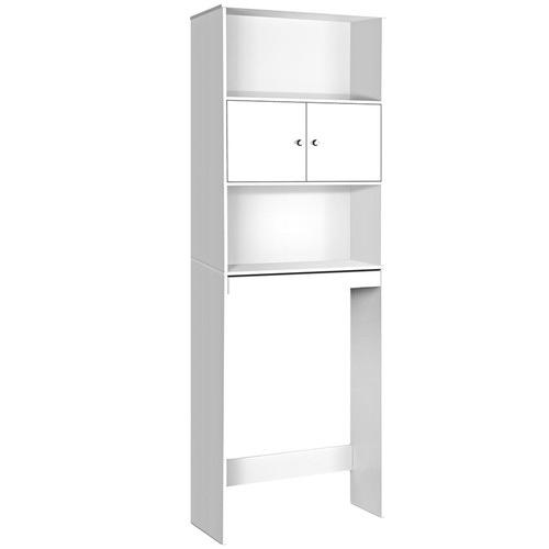 Dwell Lifestyle White Bathroom Storage Cabinet