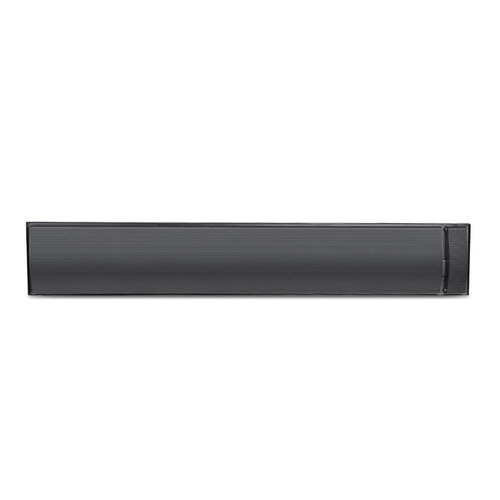 Dwell Lifestyle Black Electric Heater Panel
